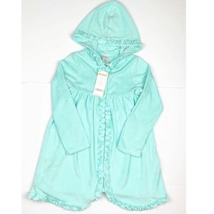 NWT GYMBOREE TERRY CLOTH BEACH COVER UP , SIZE 5T